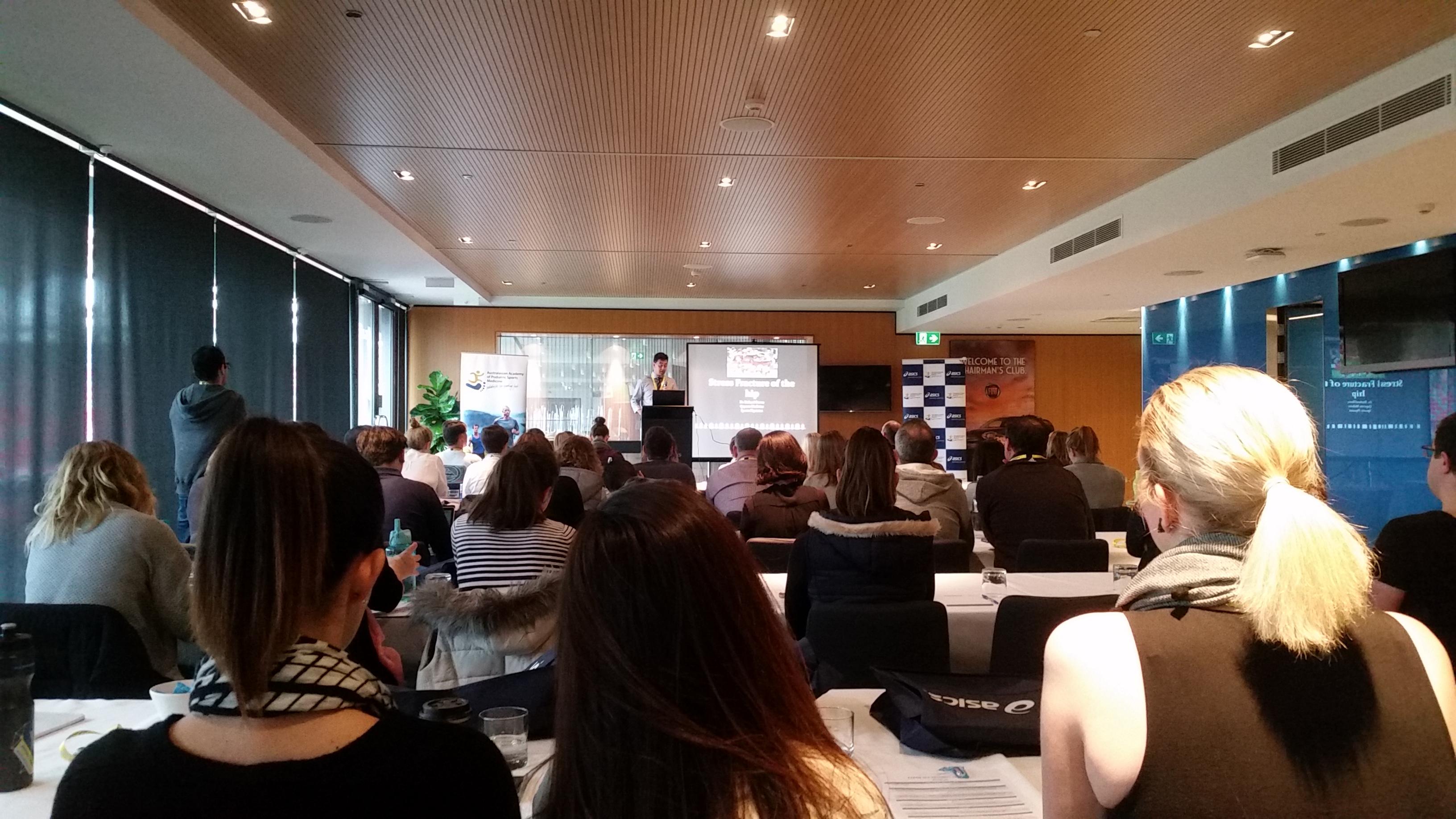 APSSM Conference July Gold Coast 2016